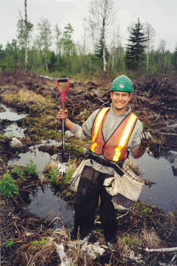 Making More Money Amp Land Management Tree Planter